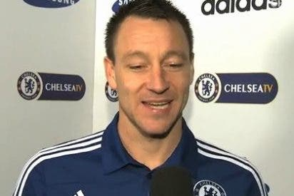 El Chelsea rechazó vender a Terry por 30 millones de euros