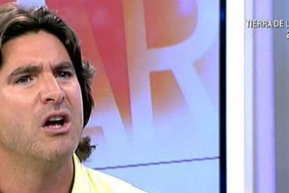 La extraña y poco creíble entrevista a Toño Sanchís