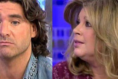"""Toño Sanchís hizo el 'paripé' con su intento de suicidio y Terelu Campos se cabrea: """"¡Me siento estafada!"""""""