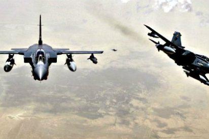 Reino Unido bombardea a los decapitadores del ISIS en Siria a la hora de aprobarlo el Parlamento
