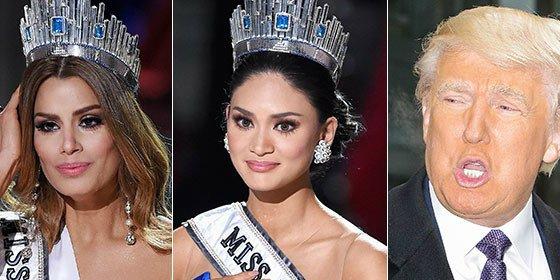 La genial idea de Donald Trump para solucionar el error en Miss Universo
