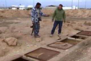 Las terroríficas tumbas donde el ISIS entierra vivas a las mujeres yazidíes