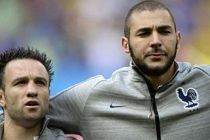 Benzema pide un cara a cara con Valbuena para aclarar la polémica