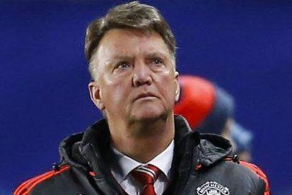 El 'feo' de Van Gaal al Manchester que acerca a Mourinho al United
