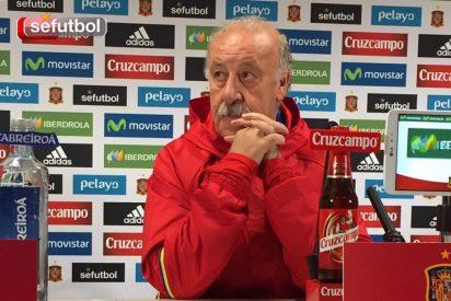 """Del Bosque: """"El grupo es más difícil de lo que pensaba"""""""