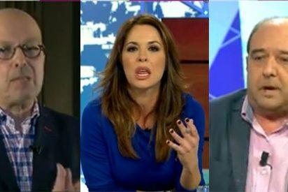 """Nacho Villa ante los ataques de Maraña y Mendizábal: """"Con esos argumentos no llegáis ni a la vuelta de la esquina"""""""