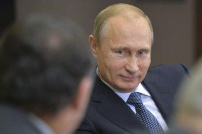 """Vladimir Putin: """"A Blatter tienen que darle el Premio Nobel de la Paz"""""""