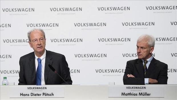 """Volkswagen contiene los daños del """"dieselgate"""""""