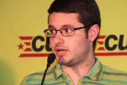 """El independentismo hace aguas y un dirigente de la CUP se baja: """"El proceso es el mayor fraude"""""""
