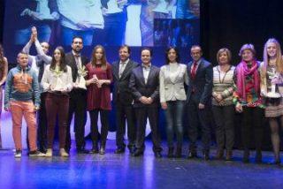 """Vara destaca el deporte como """"escuela de vida"""" en los XXI Premios Extremeños del Deporte"""