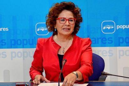 """Carmen Riolobos: """"Los que perdieron las elecciones en Andalucía intentan ahora desestabilizar el PP"""""""