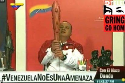 """Ana Rosa se toma a chacota los ataques del chavismo: """"¡Parece que ponemos en peligro la revolución bolivariana!"""""""