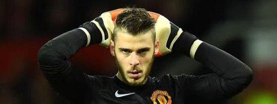 David de Gea no ficha por el Real Madrid