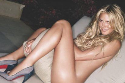 El super truco de Heidi Klum para publicar fotos desnuda y burlar la censura en Instagram