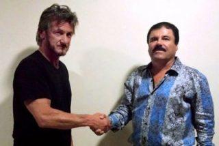 Al 'Chapo' Guzmán lo detectaron cuando se entrevistaba con Sean Penn para hacer una película sobre su vida