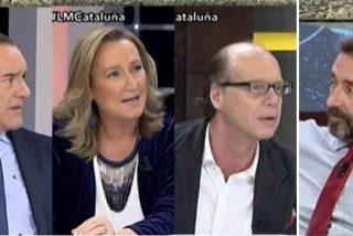 """'Revolcón' a un independentista """"tramposo"""" en 13TV: """"Habéis secuestrado la voluntad del pueblo catalán"""""""