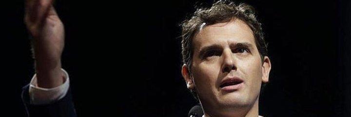 Albert Rivera deja claro que el cargo de Patxi López no es compatible con la presidencia de Pedro Sánchez