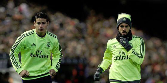 El empate loco del Real Madrid en Valencia (2-2) no resuelve nada