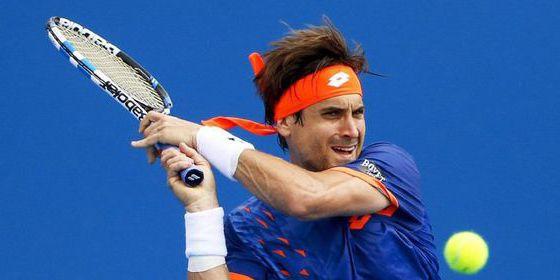 El guerrero David Ferrer cae ante el británico Andy Murray en el Open de Australia