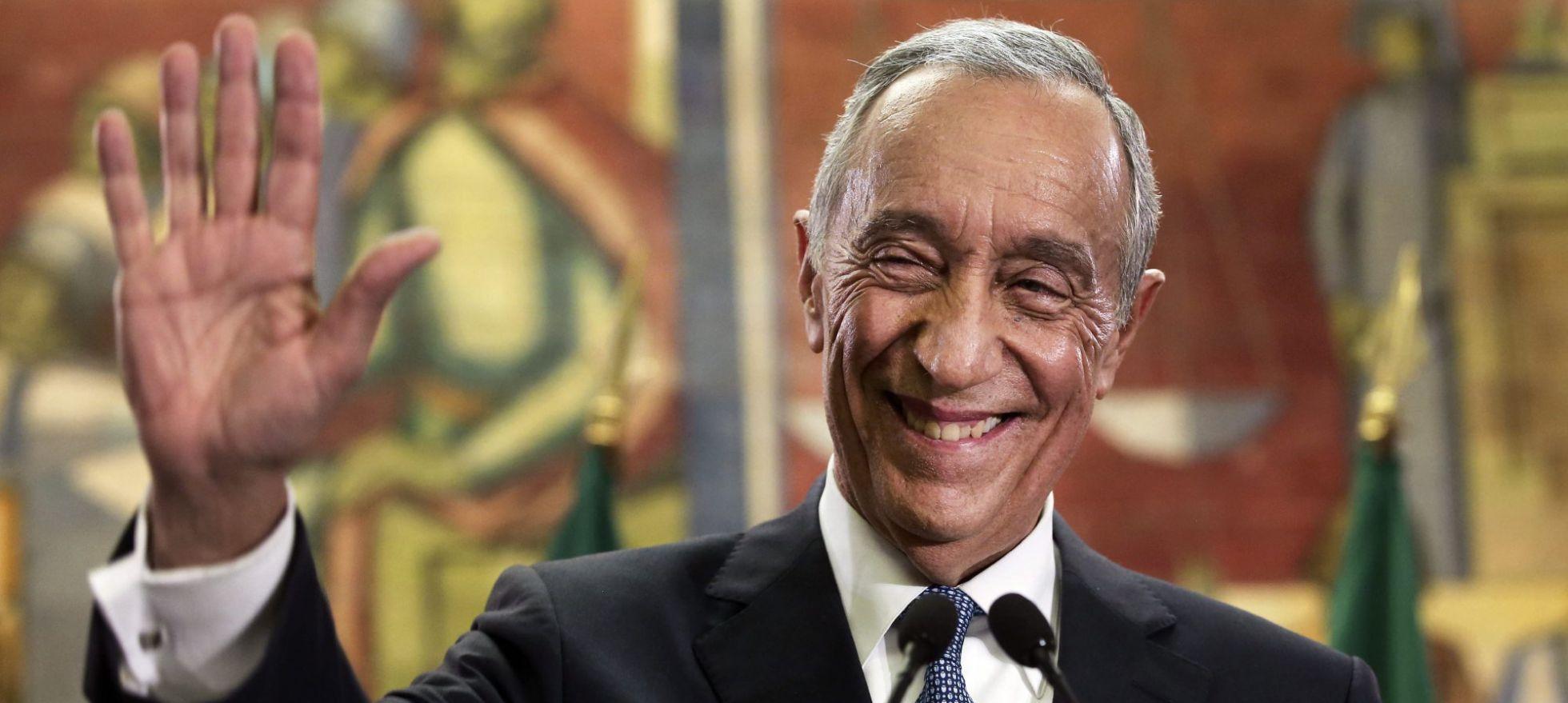 El conservador Rebelo de Sousa arrolla en las elecciones presidenciales de Portugal