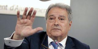 Gritos de 'corrupto' y 'ladrón' para Alfonso Rus, el expresidente del PP valenciano