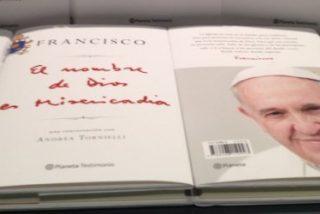 Participa y podrás conseguir un ejemplar del primer libro del papa Francisco