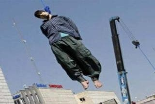 Las atroces ejecuciones de menores a manos de los mentirosos iraníes