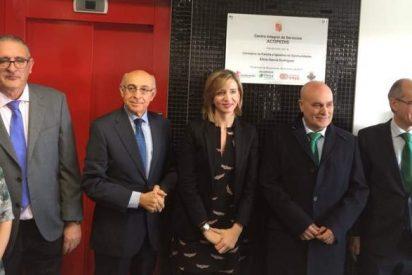 Alicia García destaca el compromiso de la Junta con la mejor atención de las personas con discapacidad