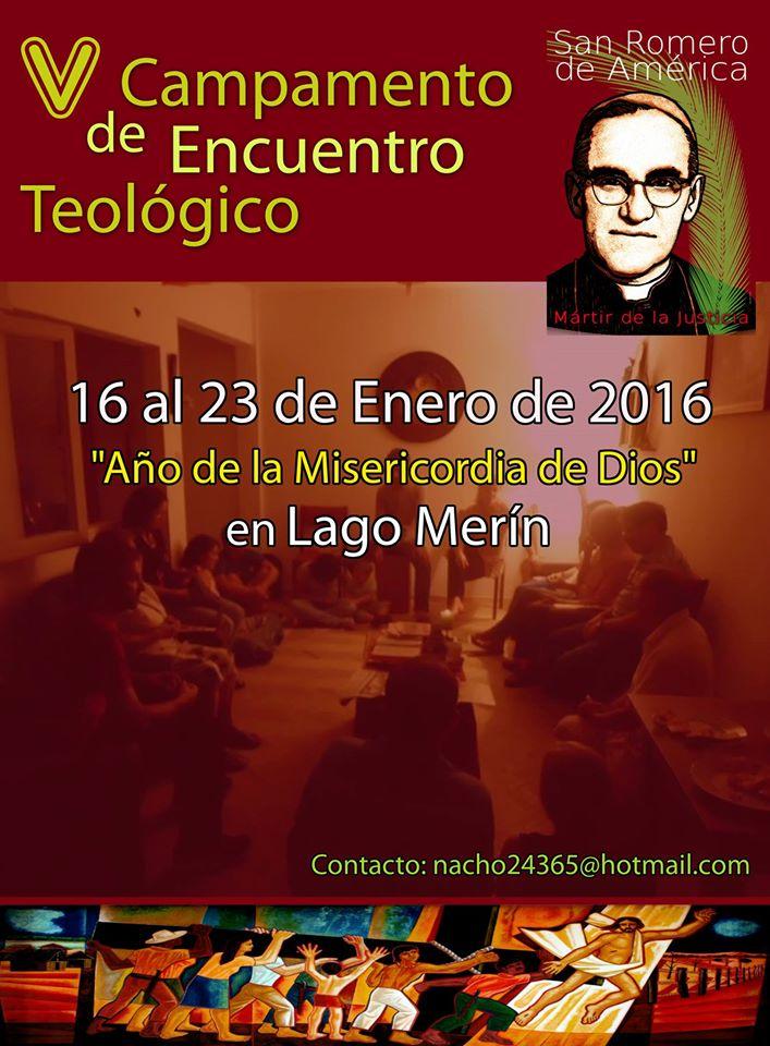 V Encuentro Teológico en Lago Merín