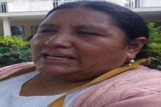 """Vicenta Mamani: """"Muchos valores cristianos ya estaban presentes en la cultura indígena"""""""