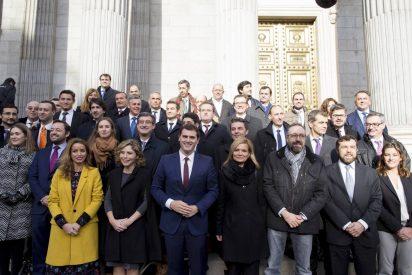 Congreso: Podemos pone el circo, Ciudadanos y PSOE los pactos y el PP la coña