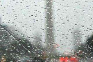 Alerta amarilla por lluvias y fuertes vientos en Extremadura