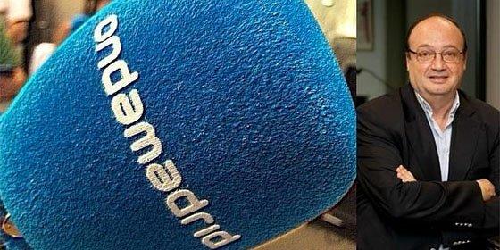 """El director de Onda Madrid, fulminado por estas declaraciones: """"El modelo de radio me la suda"""""""