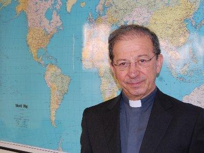 Anastasio Gil, reelegido director nacional de Obras Misionales Pontificias