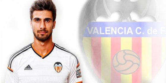 Jorge Mendes quiere sacar del Valencia a André Gomes