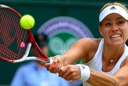 Angelique Kerber sorprende a Serena Williams y logra su primer 'Grand Slam'