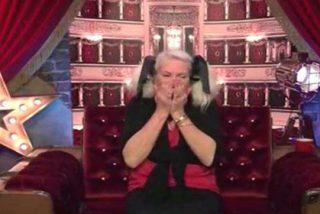 [Vídeo] La reacción de Angie Bowie al enterarse de la muerte de su exmarido