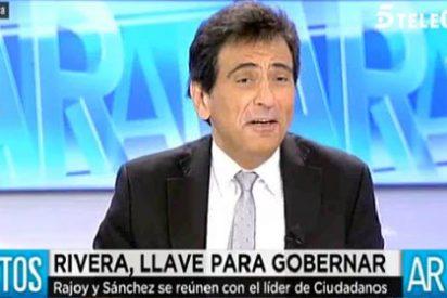 """Arcadi Espada, a saco contra el separatismo: """"Desde Junqueras al de la CUP son una banda de descerebrados"""""""