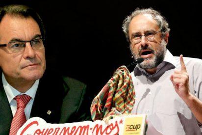 La CUP rechaza investir a Artur Mas y fuerza a nuevas elecciones en Cataluña