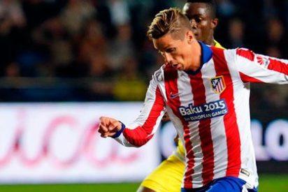 Colocan a Torres en el Barcelona