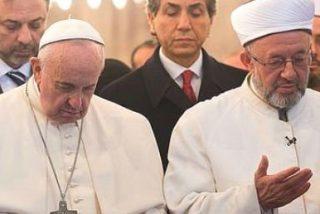 El Papa podría visitar en breve la Gran Mezquita de Roma