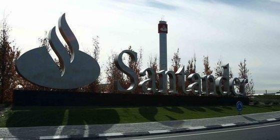 Santander no tiene previsto ampliar capital ni vender activos este ejercicio