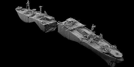 El 'barco del fin de mundo' que podría explotar en cualquier momento