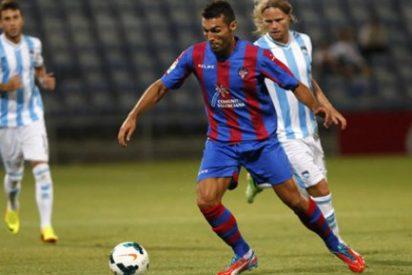 David Barral vive uno de sus peores momento como futbolista
