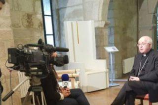 Monseñor Barrio invita a los periodistas a actuar