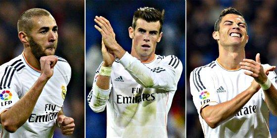 Zidane espera que la BBC acribille al Sporting, pero veremos qué hacen cuando lleguen los 'duros'