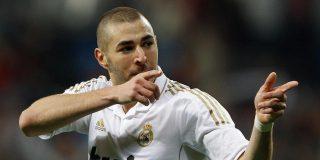 Benzema entra en la pelea por el 'Pichichi'con 12 goles