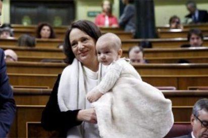 "Recadito de Jaime González a Carolina Bescansa: ""El bebé no es un muñeco de feria ni una pancarta"""