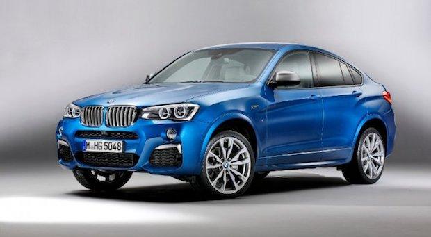 El BMW X4 se une a la familia M