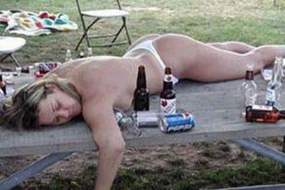 Llega la bebida que te emborracha sin dañar la salud... ¡y cuyos efectos se van con una píldora!